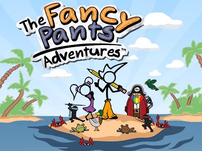 Fancy Pants Adventures MOD APK 1.0.11h (Unlocked) 12