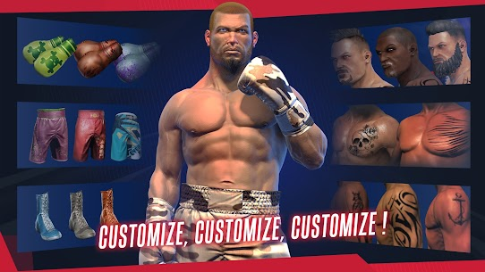 Real Boxing 2 MOD APK Unlimited Money 1.14.6 2
