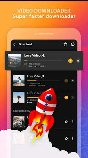 HD Video Downloader App - Download All Videos android2mod screenshots 3