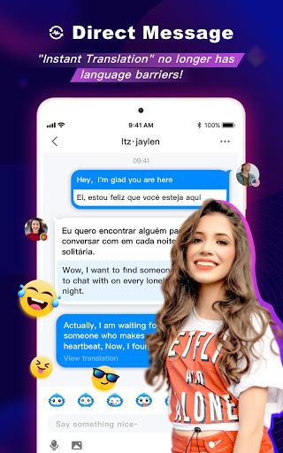 FaceCast:Make New Friends, Chat & Meet, Livestream android2mod screenshots 19