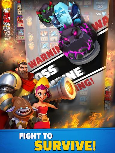Random Card Defense : Battle Arena 1.0.30 screenshots 19