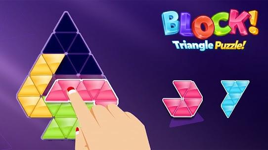Block! Triangle Puzzle  Tangram Apk Download NEW 2021 4