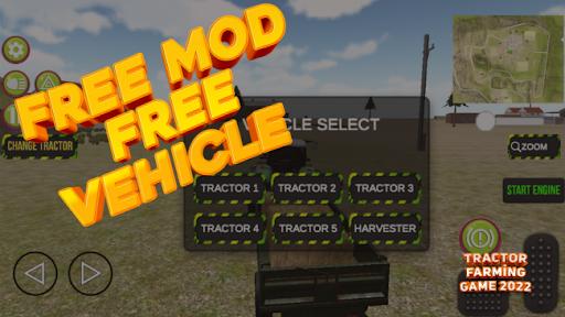 Tractor Simulator Farm Game 2021 New Free Apkfinish screenshots 3