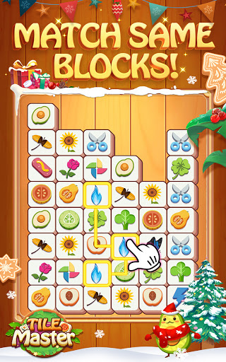 Tile Master - Classic Triple Match & Puzzle Game 2.1.5 screenshots 9