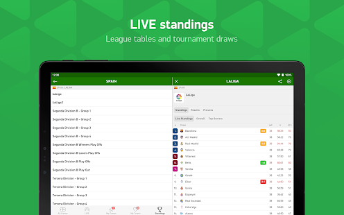 Soccerstand Screenshot