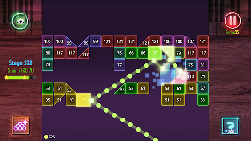 Bricks Breaker Melody 1.0.34 screenshots 8