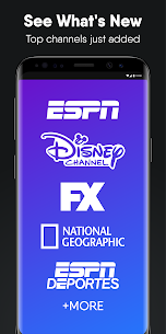 fuboTV: Watch Live Sports, TV Shows, Movies & News 2