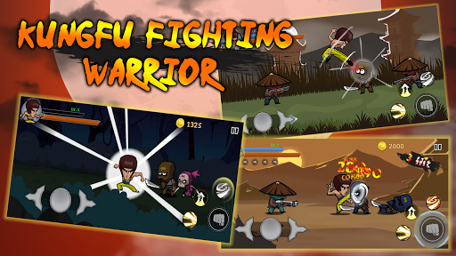 KungFu Fighting Warrior apkpoly screenshots 20