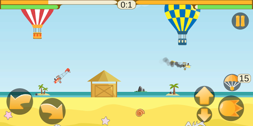 Hit The Plane - Bluetooth Multiplayer modavailable screenshots 5