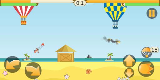 Hit The Plane - Bluetooth Multiplayer apkslow screenshots 5