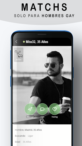 Adanel: chat gay para ligar y buscar citas gratis 2.2.7 Screenshots 3