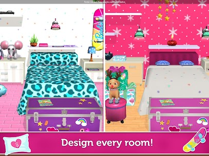 Barbie Dreamhouse Adventures APK MOD HACK (Desbloqueado) 2