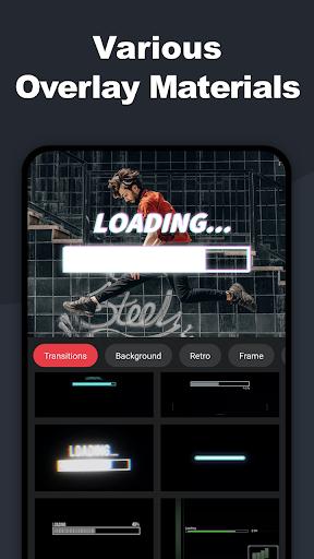 OviCut: Video effect editor android2mod screenshots 4