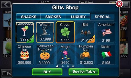 Texas HoldEm Poker Deluxe 2.6.0 Screenshots 4