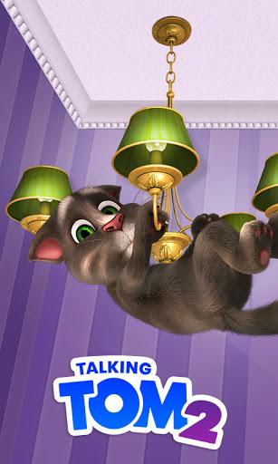 Talking Tom Cat 2 apktram screenshots 6