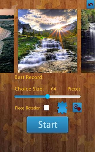 Waterfall Jigsaw Puzzles screenshots 4