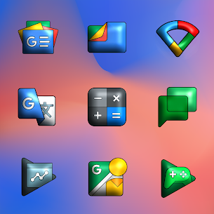 Pixly Limitless 3D APK- Icon Pack (PAID) Download Latest 5