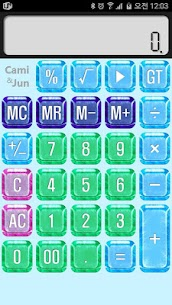 Cami Calculator 6