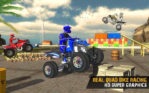 Quad Bike Offroad Racing 2018: Extreme Bike Racer apkdebit screenshots 5