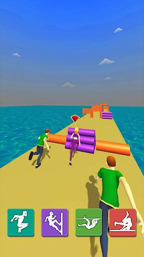 Parkour Race: Epic Run 3D 0.0.3 screenshots 2