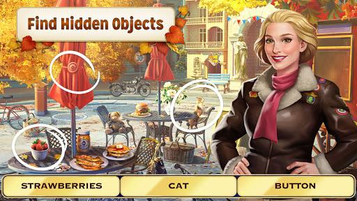 Pearl's Peril - Hidden Object Game screenshots 1