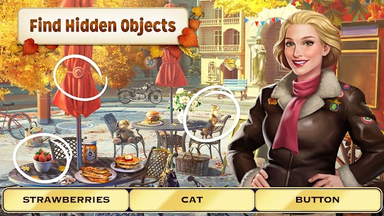 Pearl's Peril – Hidden Object Game 1