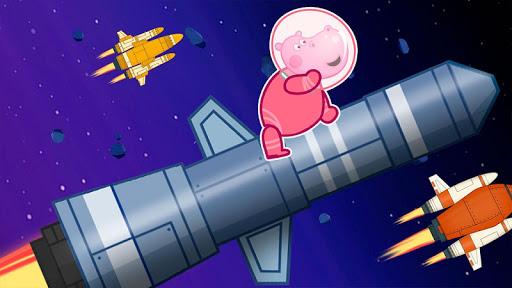 Space for kids. Adventure game apkdebit screenshots 4