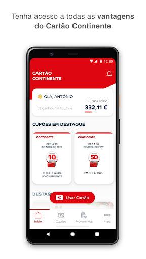 Cartu00e3o Continente 9.10.8 Screenshots 1