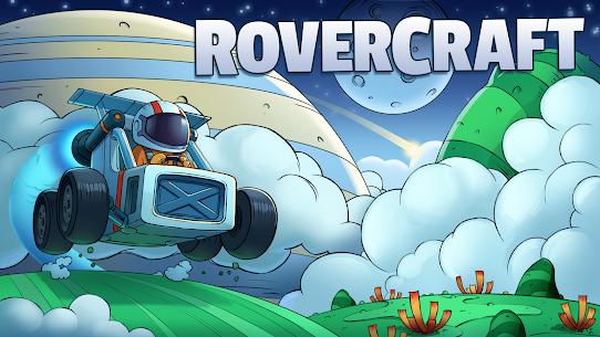 RoverCraft Mod Apk 2021 – [Your Space Car Mod + Unlimited Coins] 1