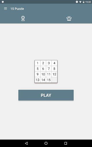 15 Puzzle (Game of Fifteen)  screenshots 23
