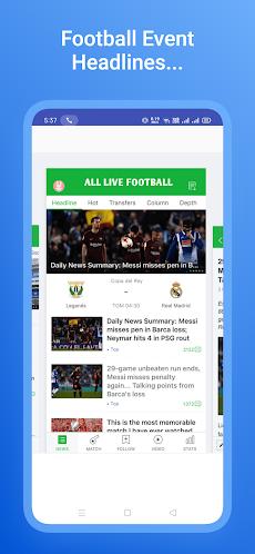 Live Football App : Live Statistics | Live Scoreのおすすめ画像4