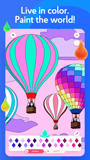Painting games: Adult Coloring Books, Drawings screenshots 14
