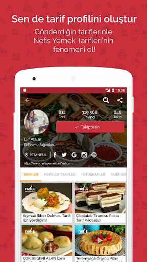 Nefis Yemek Tarifleri  Screenshots 24