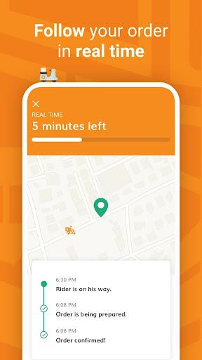 Jumia Food: Local Food Delivery near You 4.6.0 Screenshots 6