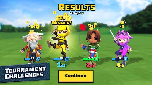 Ninja Golf u2122 1.6.7 screenshots 8