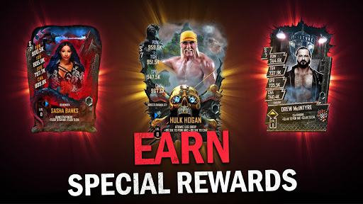 WWE SuperCard - Multiplayer Collector Card Game  screenshots 5