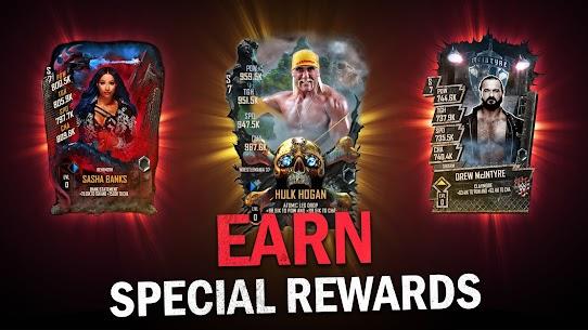 WWE SuperCard MOD APK Download Lastest Version 2021** 5