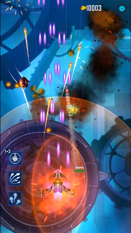 Transmute: Galaxy Battle  poster 11