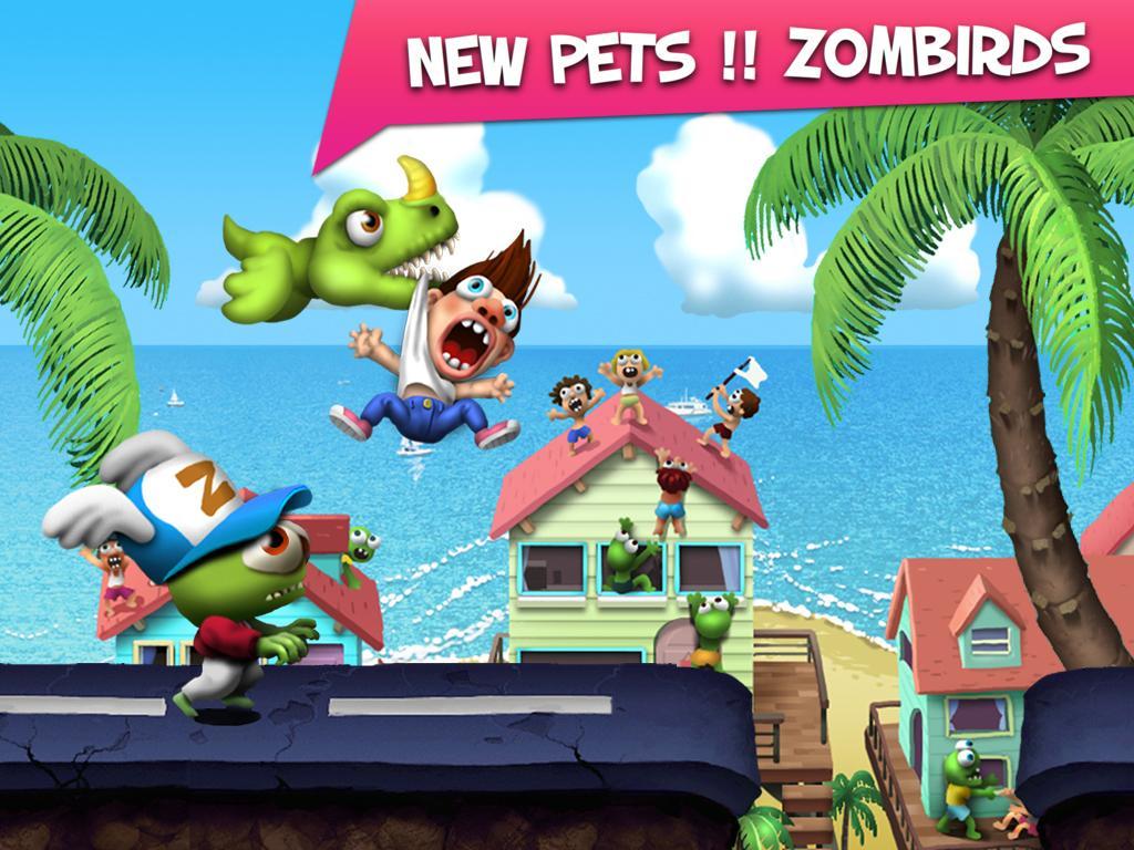 Zombie Tsunami poster 6
