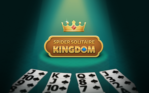 Spider Solitaire: Kingdom 6