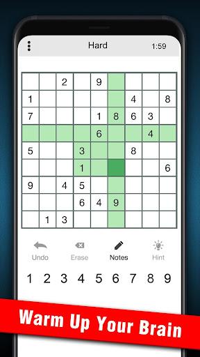 Sudoku 1.2.62 screenshots 4