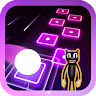 Scary Cartoon Cat Magic Tiles Hop Games game apk icon