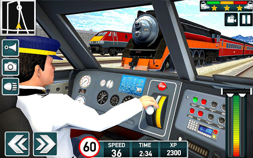 New Train Driving Games - ud83dude82 Train Simulator 2019 1.8.2 screenshots 1