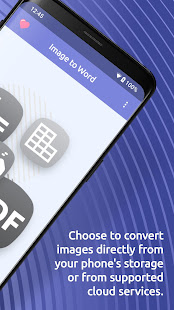 Image to Word Converter - Convert Image to Word