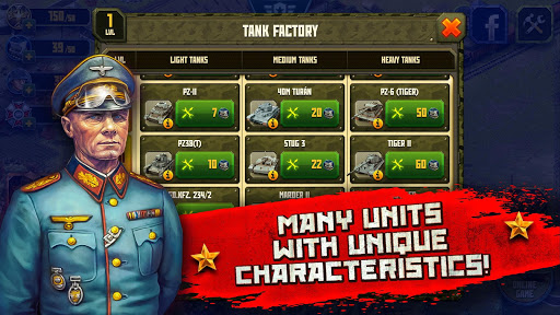 World War II: Eastern Front Strategy game 2.96 Screenshots 5