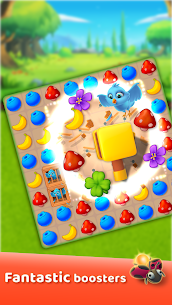 Cat Heroes – Color Matching Puzzle Adventure 3