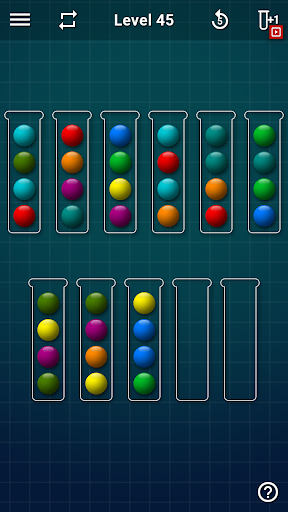 Ball Sort Puzzle - Color Sorting Games 1.5.8 screenshots 2