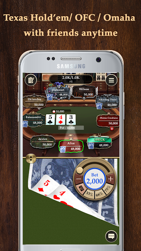 Pokerrrr 2 - Poker with Buddies Apkfinish screenshots 3