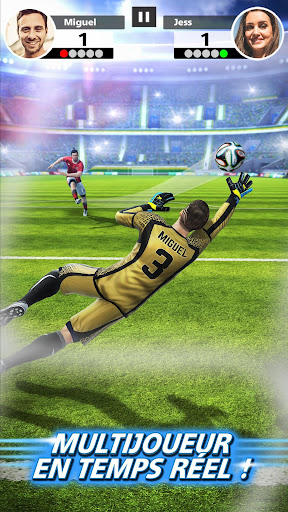 Télécharger Gratuit Football Strike - Multiplayer Soccer APK MOD (Astuce) screenshots 1