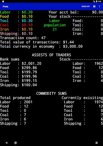 Proto - Economy Simulator 1.952b screenshots 12